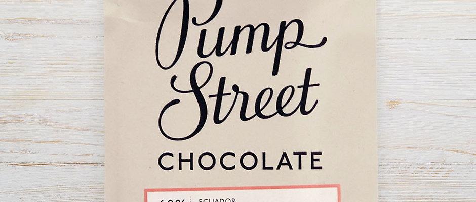 Pump Street Chocolate Oat Milk 60%