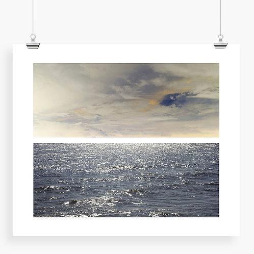 'The Sea and the Sky Never Meet' No.3