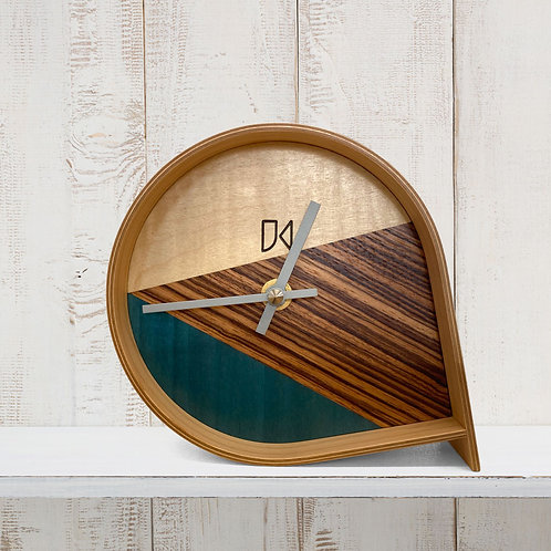 Jeffrey Knight Small Desk Clock