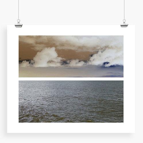 'The Sea and the Sky Never Meet' No.13