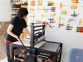 Printmaker Hannah Forward answers her top ten most asked questions...