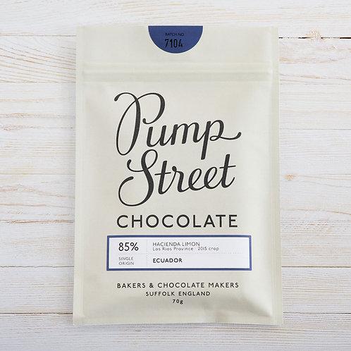 Pump Street Chocolate Ecuador 85%
