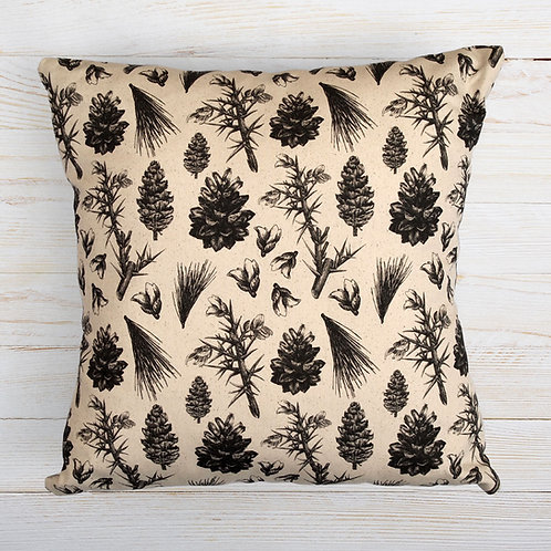 'BLACK & WHITE' Cushion Cover 45cm x 45cm