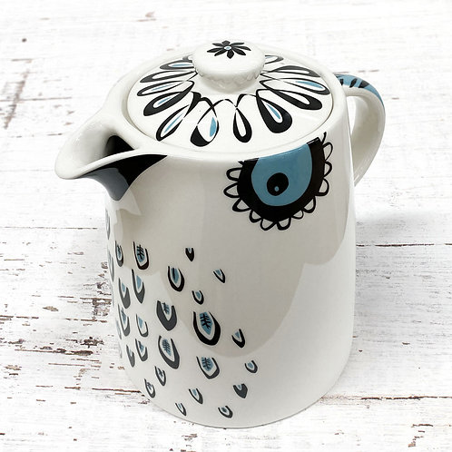 Hannah Turner Owl Tea Pot