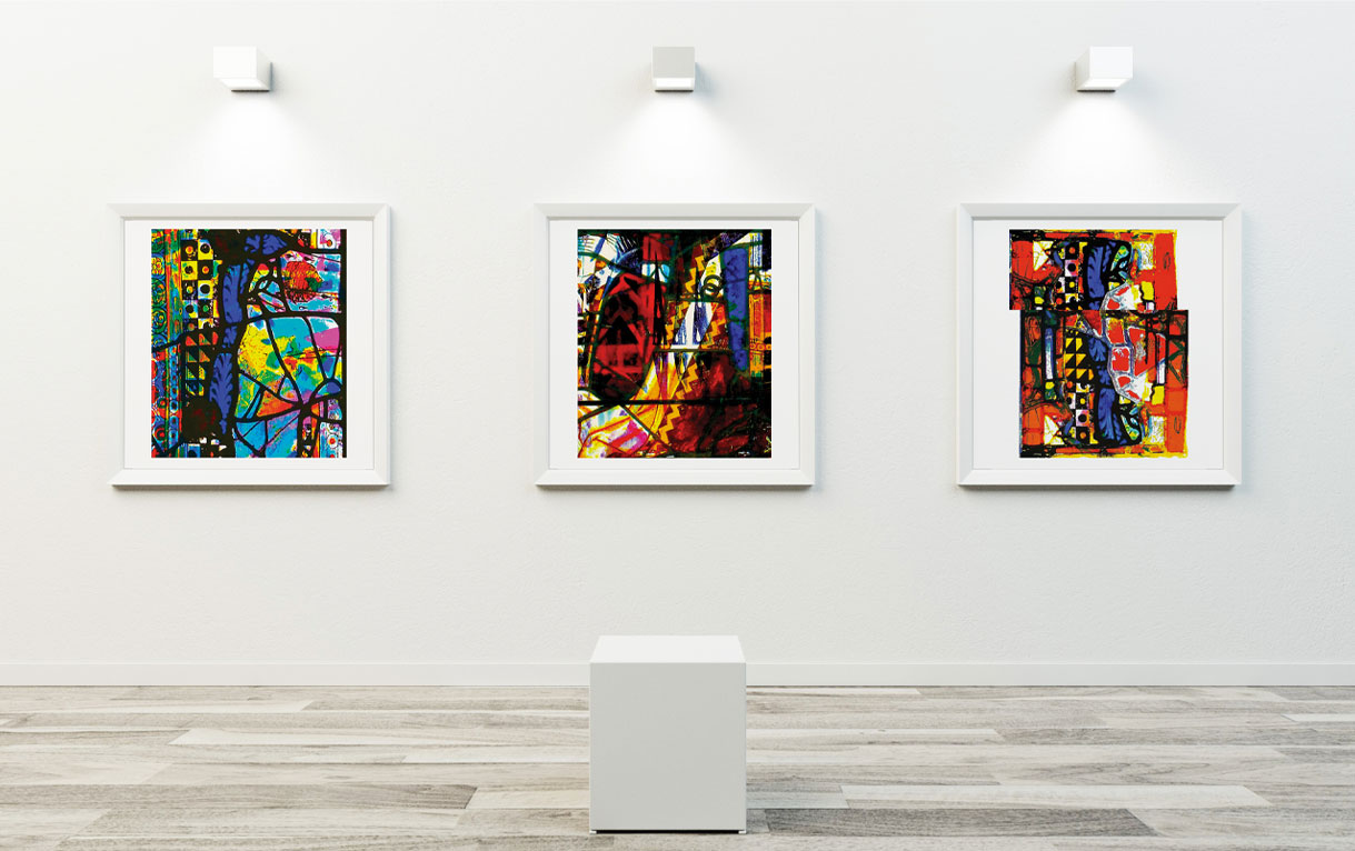 Noel-Myles-Abstract-Stained-Glass
