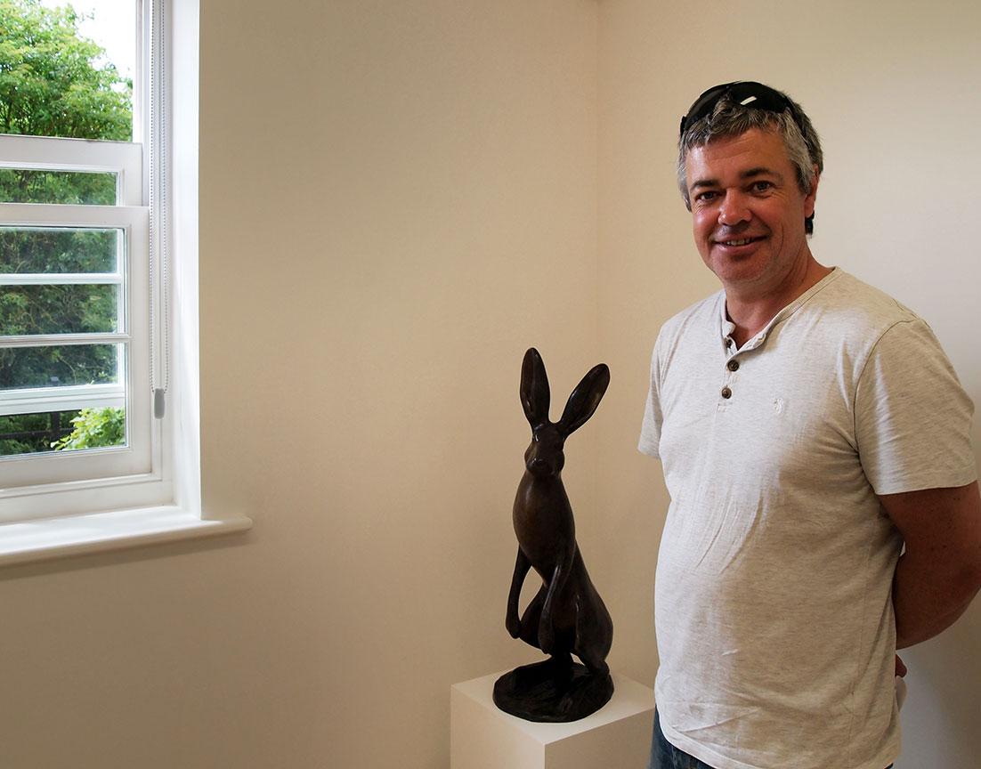 Carl-Newman-Sculptor