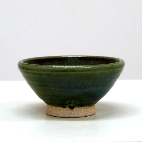Dominic Upson Small Green Bowl