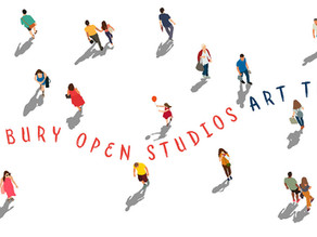Eleven local artists provide an Art Trail around Sudbury