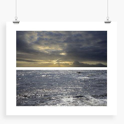 'The Sea and the Sky Never Meet' No.14