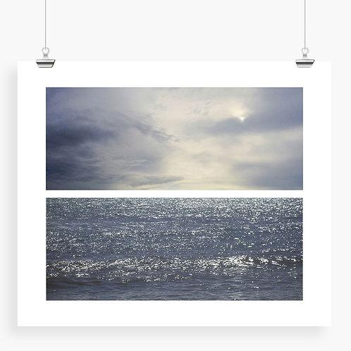 'The Sea and the Sky Never Meet' No.12