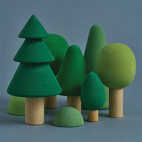 Forest Colour Play Set