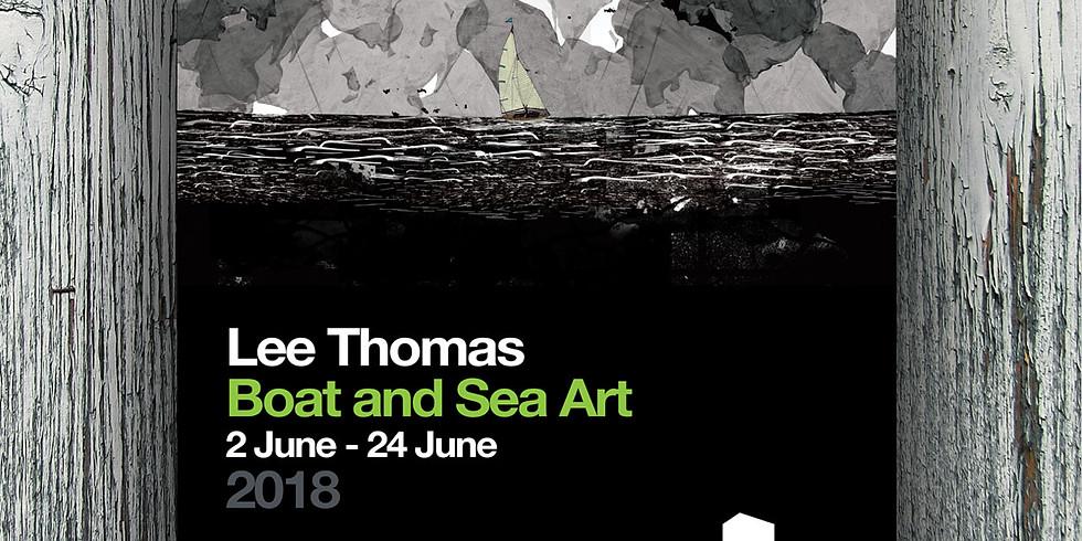 Lee Thomas - Boat and Sea Art