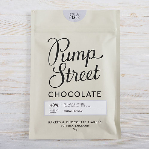 Pump Street Chocolate Brown Bread 40%
