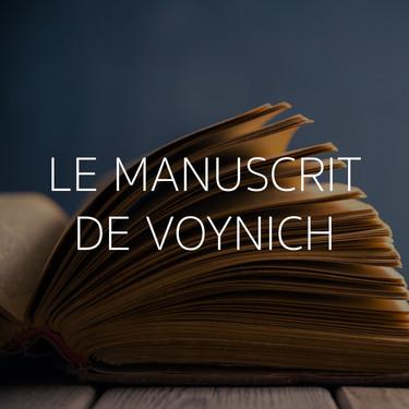 Le Manuscrit de Voynich