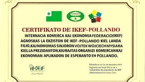 Deklaro: Oficiala fondigo de IKEF-Pollando