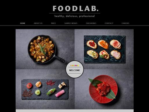 FOODLAB.|フードラボ|ホットミールケータリング