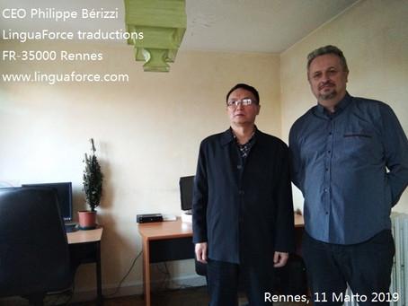 Bretona prelegvojaĝo en Francio