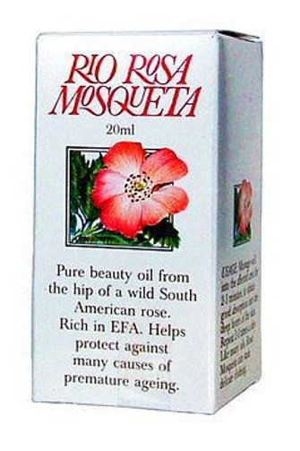 Rosa Mosqueta oil 20ml