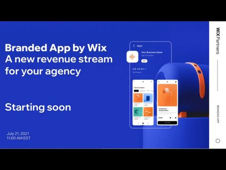 速報 革新的アプリ作成Wixエディター ローンチ!