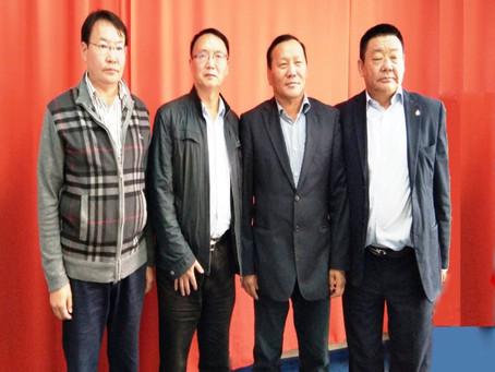 Raporto pro la mongola fervojo