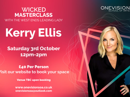 Masterclass with Kerry Ellis