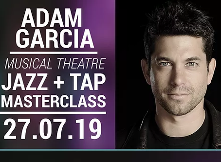 Adam Garcia Masterclass