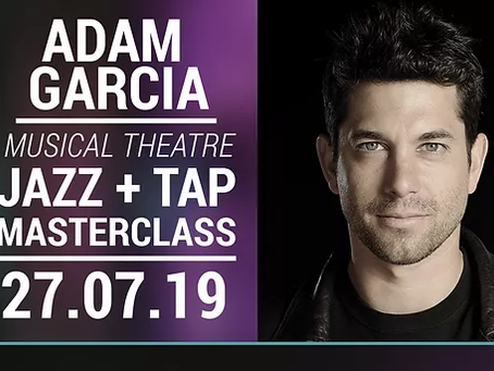 Masterclass with Adam Garcia