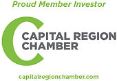 Capital Region Chamber of Commerce Logo.