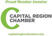 Capital Region Chamber of Commerce Logo.