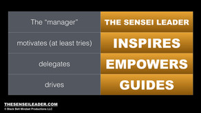 What are the 3 most important things a leader MUST do?