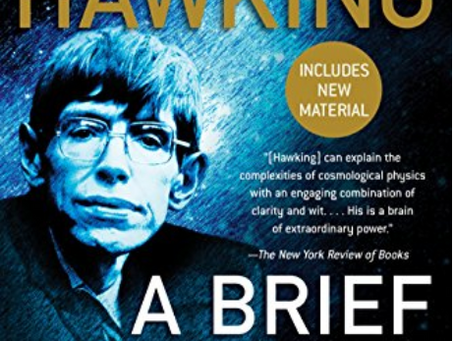 SPECIAL POST: On the Death of Stephen Hawking…