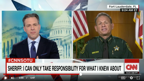 """Leadership and Responsibility: Is Sheriff Israel """"an amazing leader"""" (his words) or a cowa"""