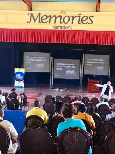 Closing Keynote, Veradero, Cuba