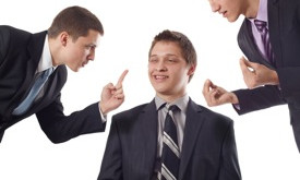 Stuck in the Middle: How to rally the troops when the people upstairs are making it difficult!