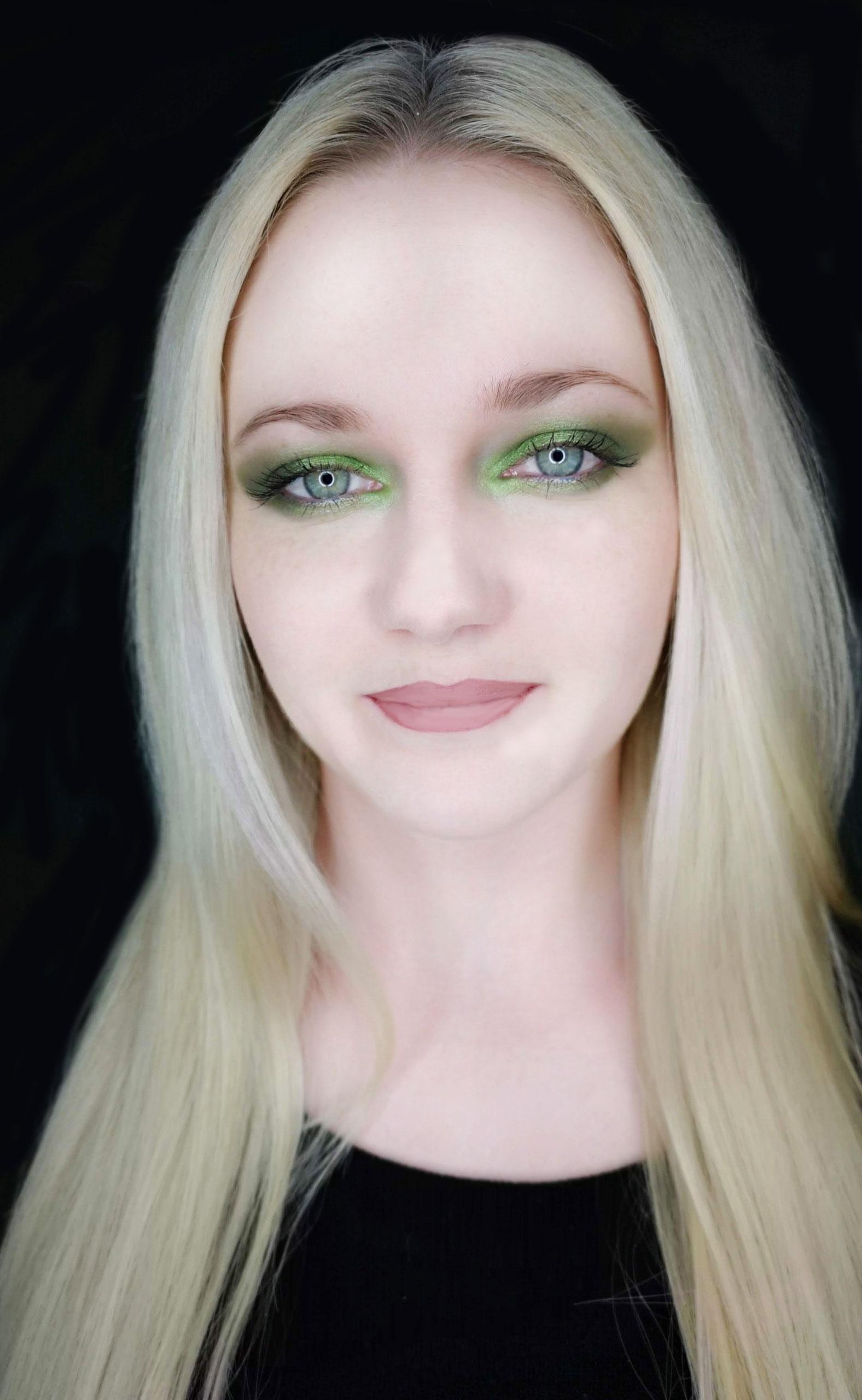 70er Jahre Make-up