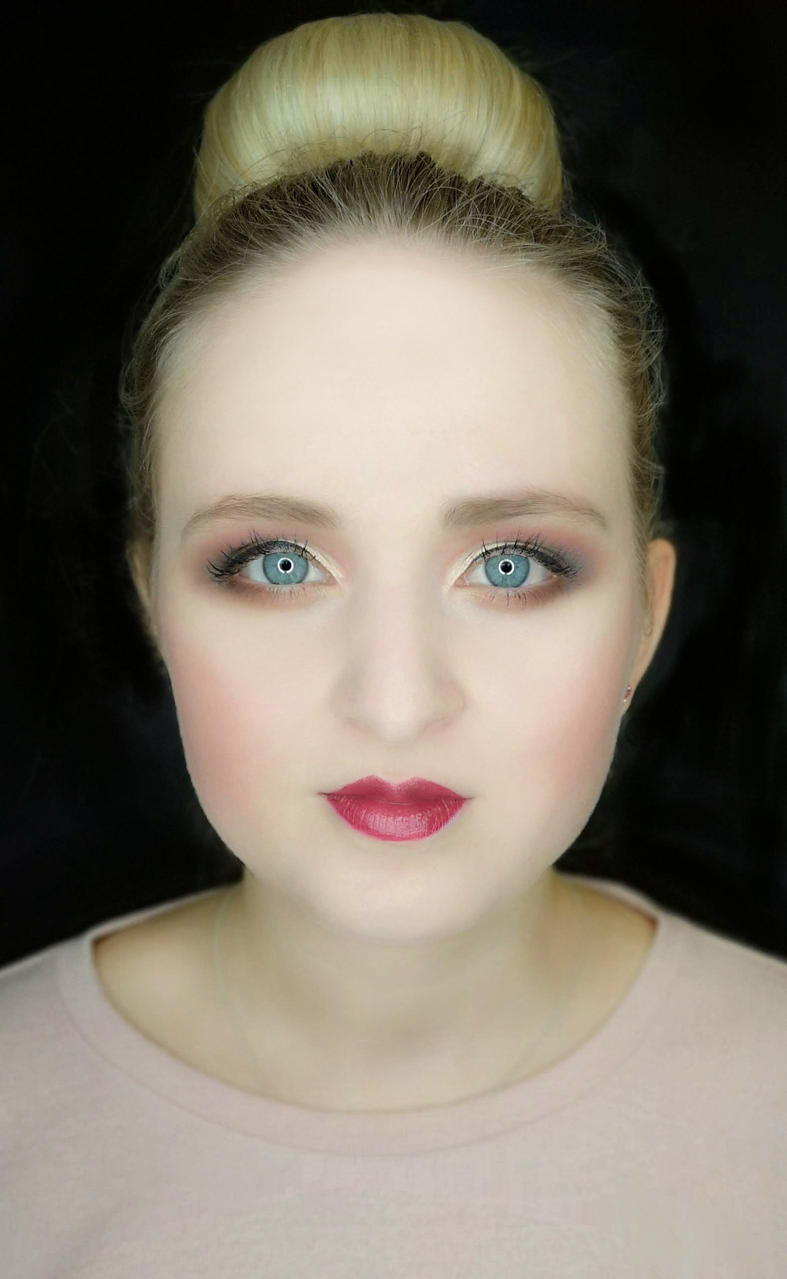 30er Jahre Make-up
