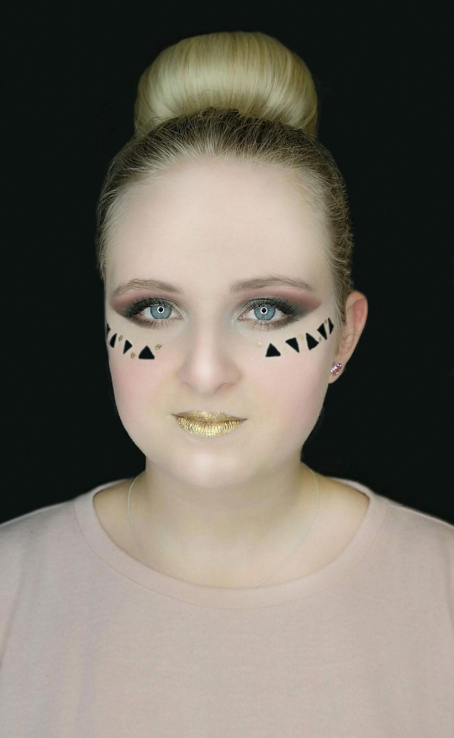 Amazonen-Make-up