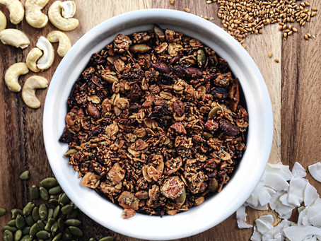 Power Seed Granola