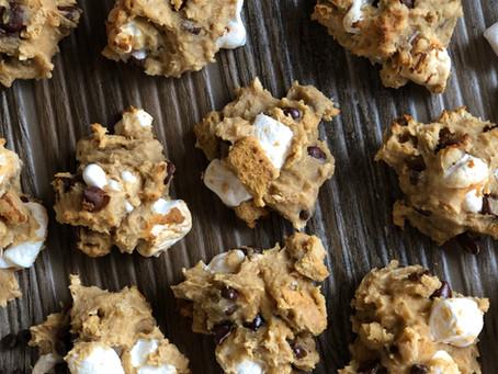 S'mores Cookies | Gluten Free