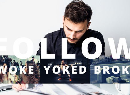 Woke Yoked and Broke - WOKE