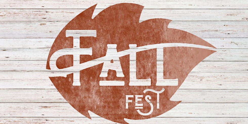 4th Annual Movement Youth Group Fall Festival