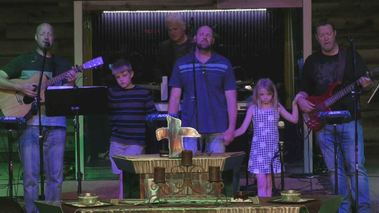 Reunion Worship Service