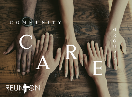 Community Care Group Ministry