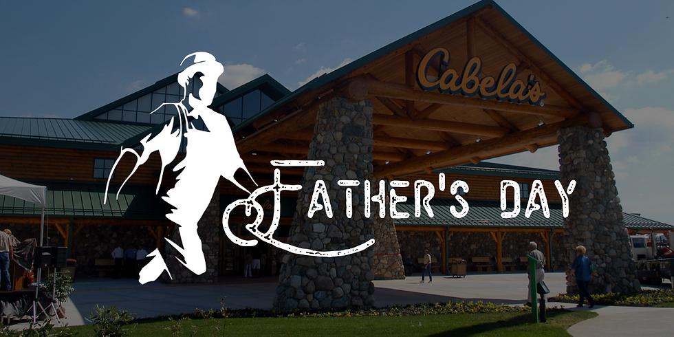 Everyman Father's Day Cabela's Breakfast
