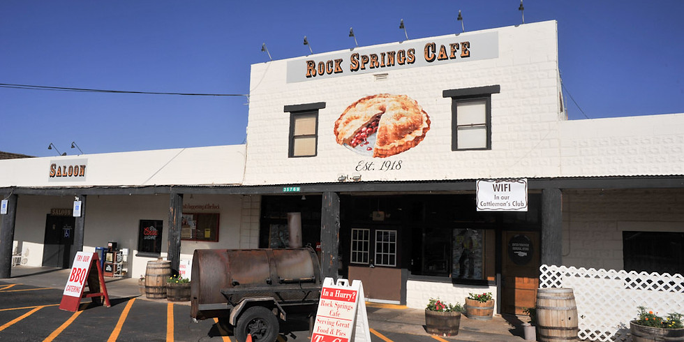 Everyman Monthly Gathering - Rock Springs Cafe