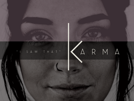 Karma - Law 7: We Can't do Anything About Last Year's Harvest, But We Can About This Year's