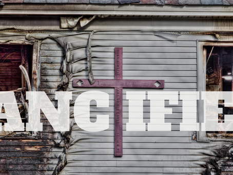 Sanctified - A New Teaching Series Starts Aug. 2nd, 2020