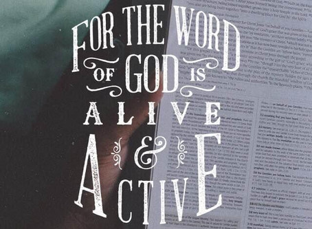 God's word is miraculous