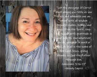 Wendy Capirci
