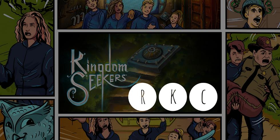 Kingdom Seekers VBS Day 4